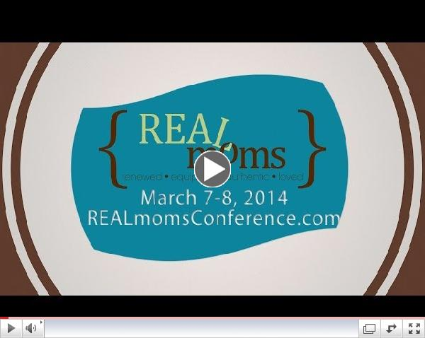 Real Moms Conference March 7-8 at Crestwood Baptist Church