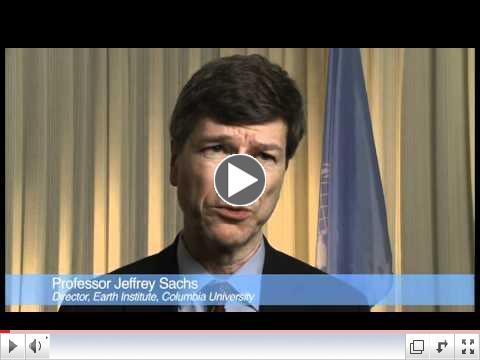 Menntun fyrir alla - Jeffrey Sachs