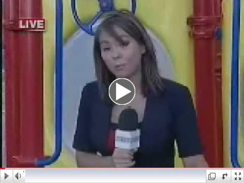 KSBI News - Peaceful Playgrounds