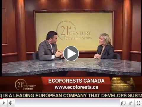Ecoforests : Interview with Michael Ackerman - Fox Business News