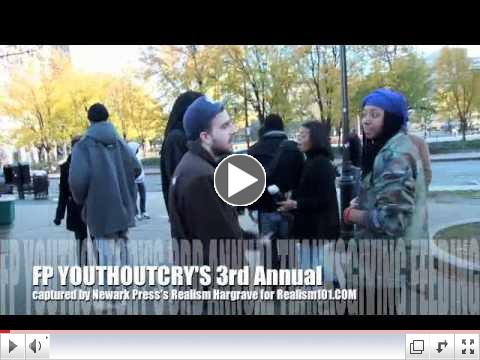 FP YouthOutCry 3rd Annual ThanksGiving Feeding on Thanksgiving Day