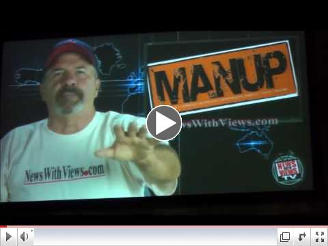 Coach Dave Daubenmire, Time to Man Up