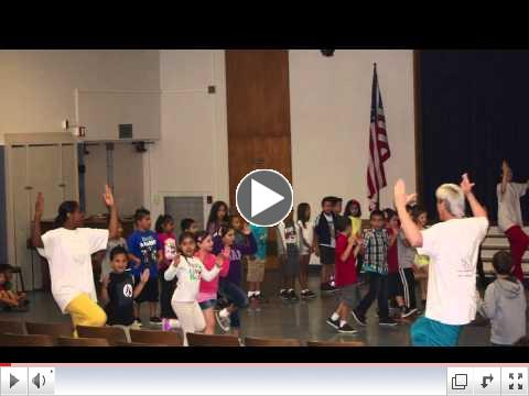 A Residency Culmination at Taper Elementary/ 2nd grades & us