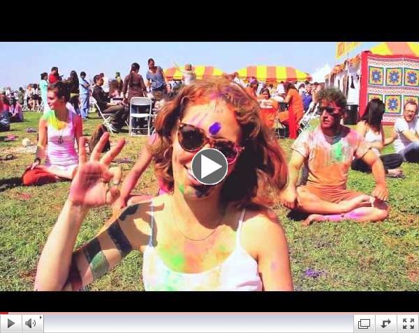 Holi Festival Of Colors 2013 | California