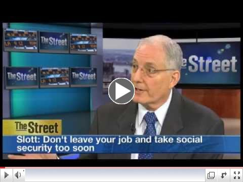 Ed Slott's 5 Biggest Retirement Mistakes - TheStreet.com interview