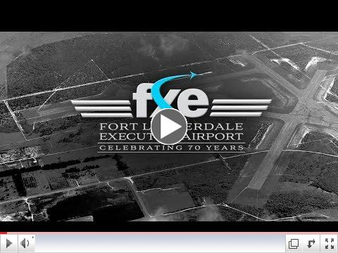 Celebrating 70 Years: The History of Fort Lauderdale Executive Airport