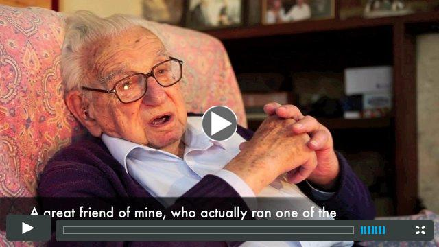 Sir Nicholas Winton: Rotarian For Peace