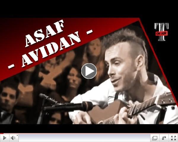 Asaf Avidan