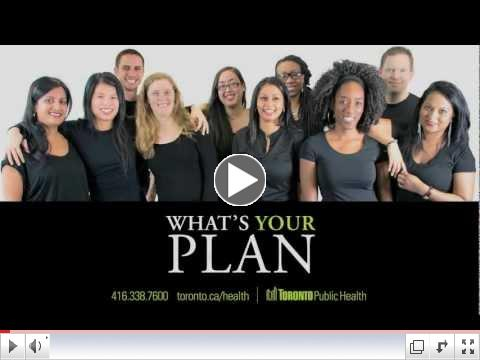 What's Your Plan?: Making a Reproductive Life Plan