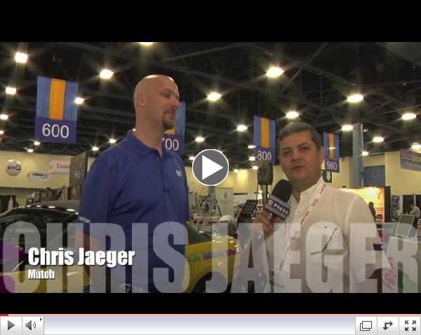 Entrevista con Chris Jaeger, Ingeniero de Ventas para Mutoh en GOA 2014