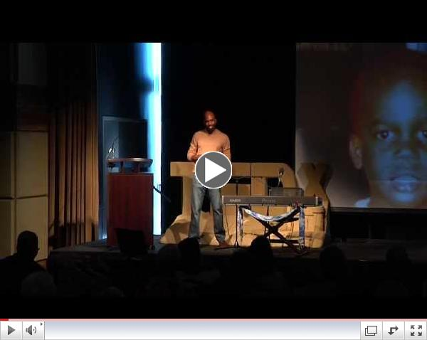Perseverance - Nature or Nurture? Kamau Stanford at TEDxCapeMay 2013