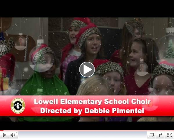Boise School District 2014 Holiday Music Video