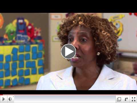 First Children's Finance Success Story - Mary T. Wellcome Center
