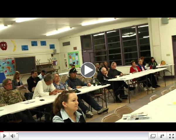 March 2015 Clairemont Town Council Meeting