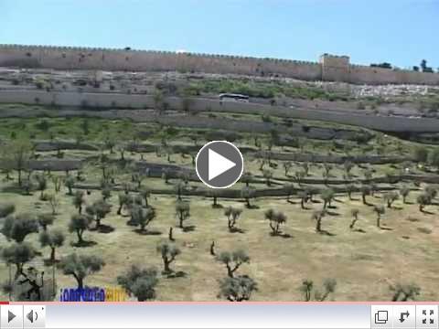 The Jerusalem Trail - City of David