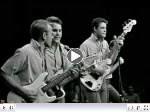 Beach Boys - Surfin Usa (Live, 14 March 1964)