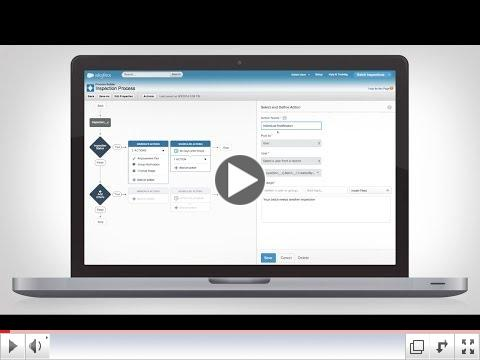 Salesforce1 Platform Lightning Process Builder Feature Demo