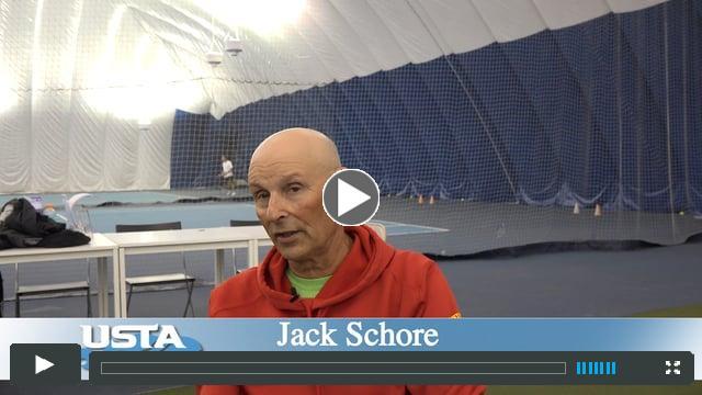 Montgomery TennisPlex, Jack Schore