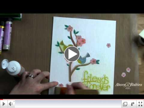 Cricut Imagine Canvas Project for Home Decor