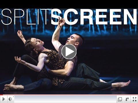 Peggy Baker Dance Projects presents SplitScreen