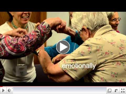 Dance Movement Therapy Video Heidi Fledderjohn