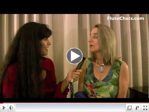 Viviana Guzman Interviews Carol Wincenc
