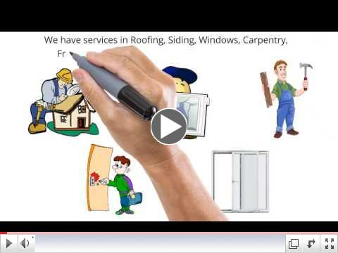 Northern VA & MD Marshall Roofing, Siding & Windows Video