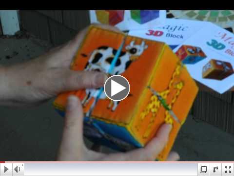 Introduction Magic 3D Block