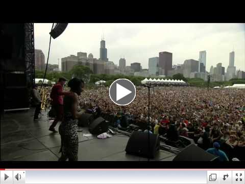 Fitz and the Tantrums - Moneygrabber recorded live at Lollapalooza, August 6th, 2011