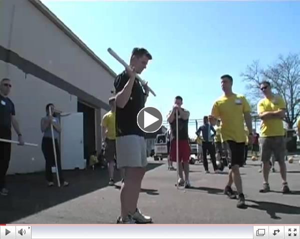 CrossFit - Push Jerk Elements