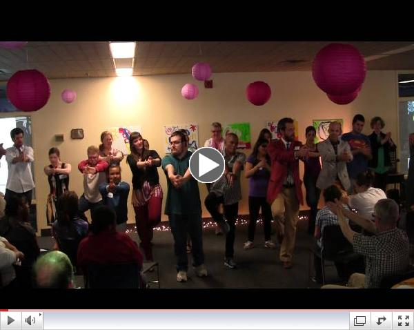 Transition + Poem Dance -  Upstream Arts' Annual Meeting and Fundraiser  May 17th, 2014