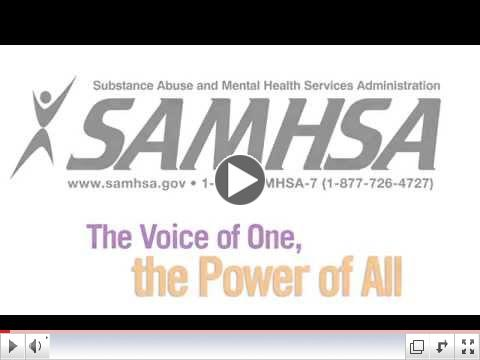 National Prevention Week 2015: The Voice of One, the Power of All