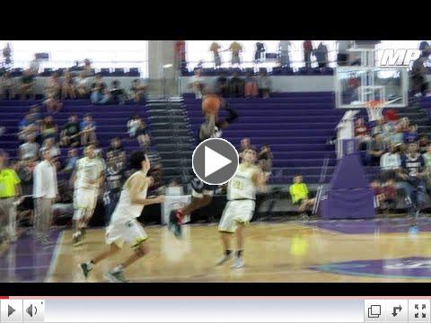 Bryan Antoine | Ranney School - Game Winner - Half-court Shot