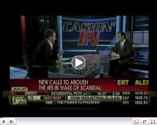 Sen. Ted Cruz Joins Eric Bolling on Cashin' In