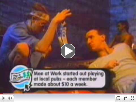 Men At Work - Down Under (Pop-Up Edition)
