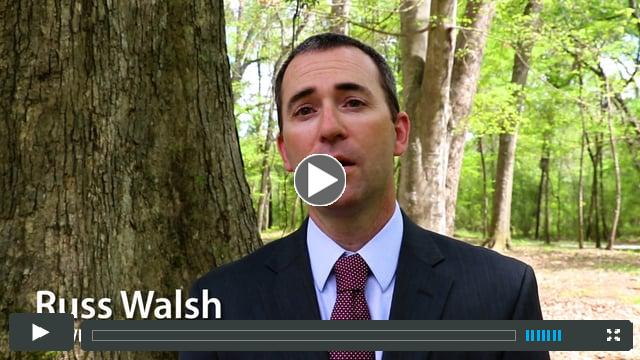 Russ Walsh, MDWFP Wildlife Executive Staff Officer