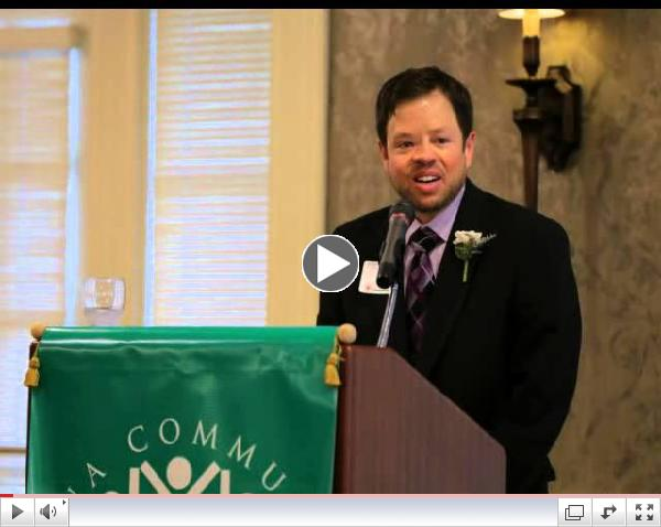 2015 Connecting With Kids Leadership Breakfast
