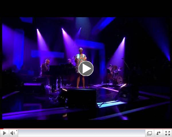 Cécile McLorin Salvant on Later with Jools Holland