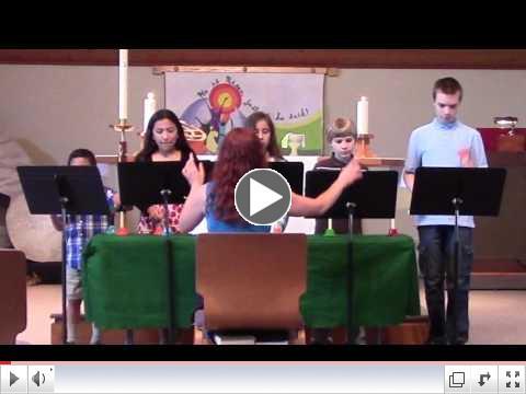 Youth Handbell Anthem -