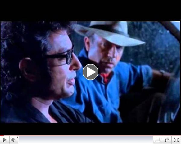 Jurassic Park Romantic Comedy Trailer Recut