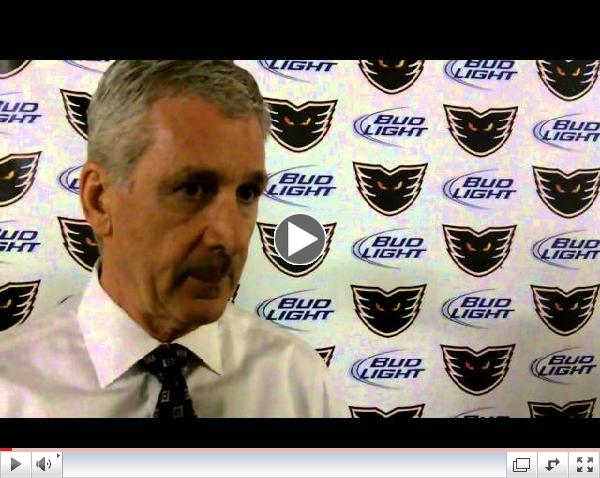 Terry Murray - Post Game Apr 20, 2013