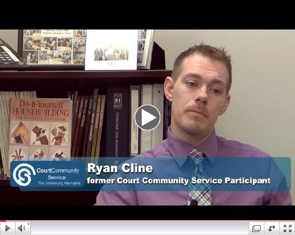 Court Community Service Testimonial Video - Habitat for Humanity