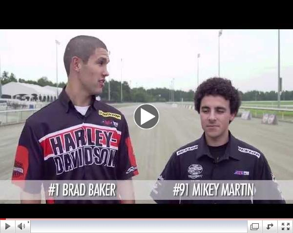 2014 Virginia Mega Mile Track Walk with Brad Baker & Mikey Martin