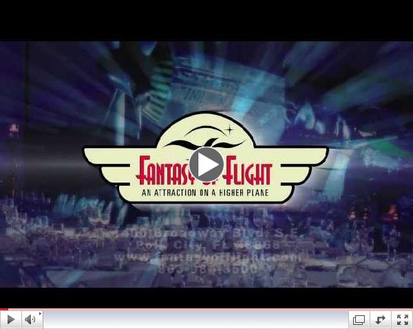 Fantasy of Flight - Your Dream Destination to Meet and Party