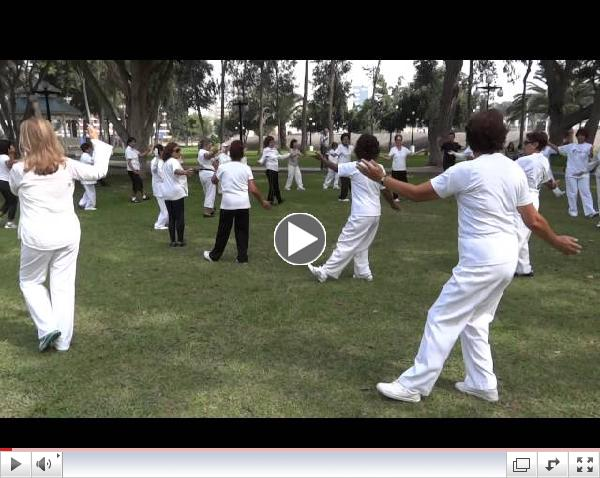 Día Mundial del Tai Chi y el Chi Kung 2012 - World Tai Chi and Qigong Day 2012