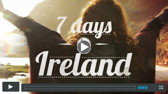 7 days in Ireland