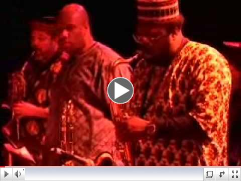 IN THE TRADITION & OMOWALE CULTURE SOCIETY - Afro Jazz Extravaganza