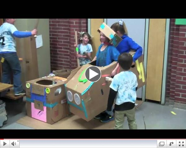 The Cardboard Challenge
