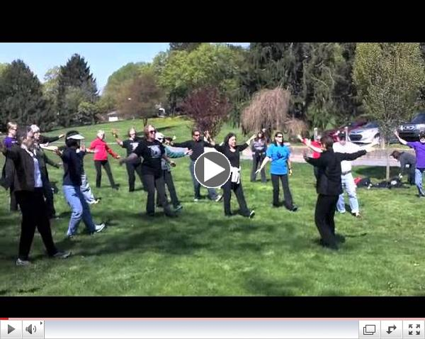 World Tai Chi Day 2013 Lehigh Valley
