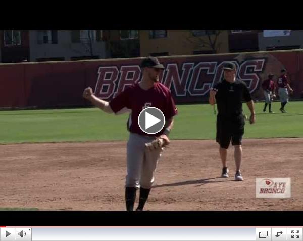 EYEBRONCO: Baseball's Defensive Drills